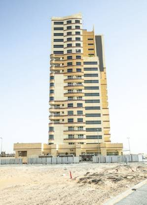 Tiger Al Dana Tower Elevation