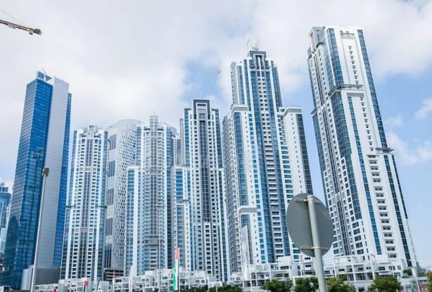 Dubai Executive Tower L Elevation