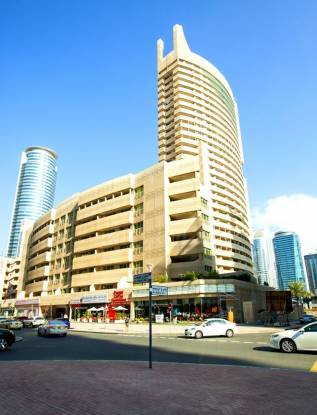 Al Seef Dream Towers Complex Elevation