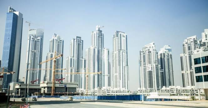 Dubai Executive Tower E Elevation