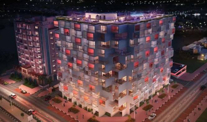 Binghatti Apartments Elevation
