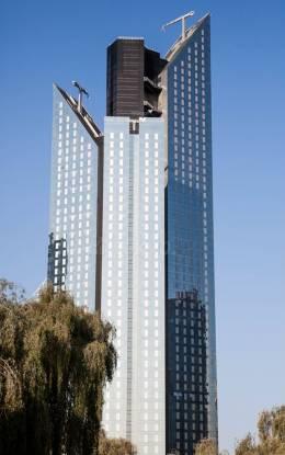 Deyaar Central Park Residential Tower Elevation