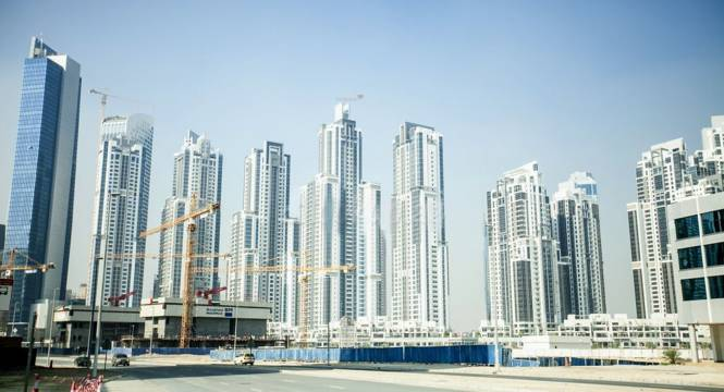 Dubai Executive Tower G Elevation