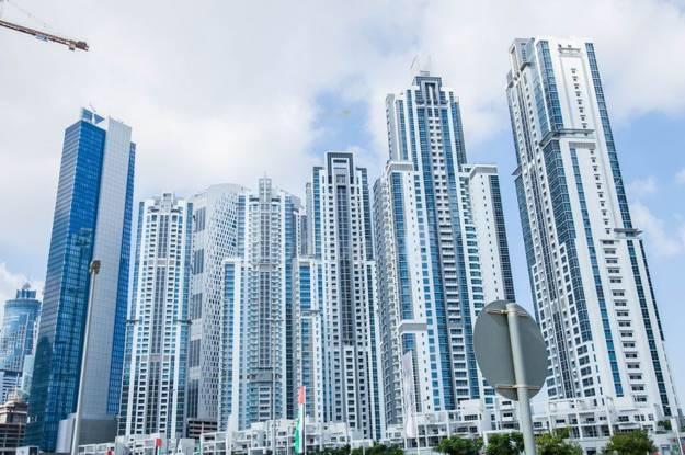 Dubai Executive Tower B Elevation