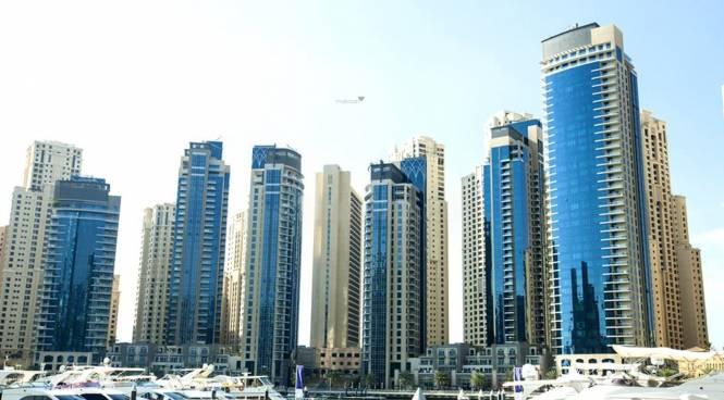 Emaar Delphine Elevation