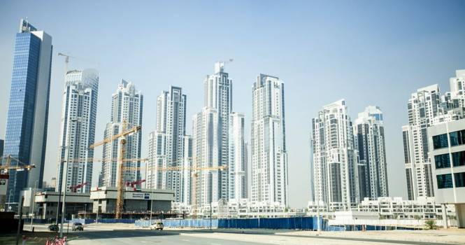 Dubai Executive Tower C Elevation
