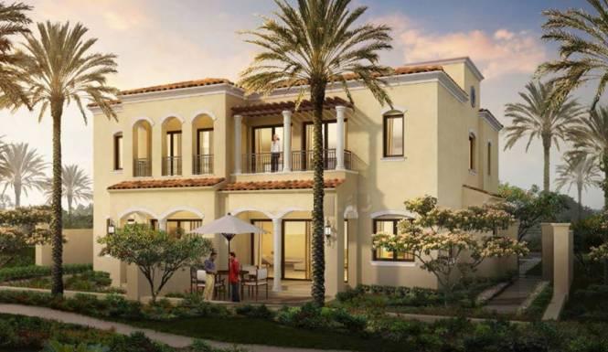Dubai Casa Viva Elevation