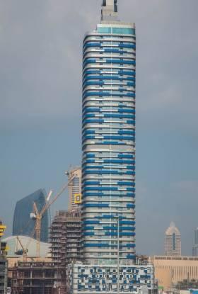 Damac Damac Maison Dubai Mall Street Elevation