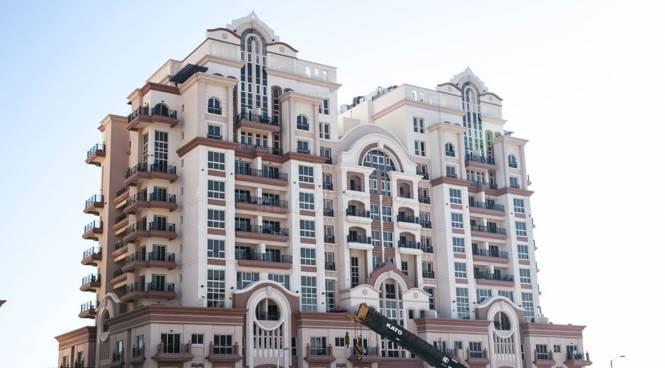 Dubai Mediterranean Tower Elevation