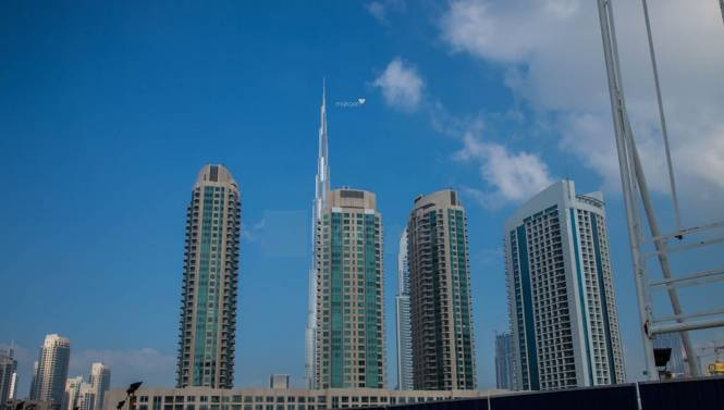 Emaar Burj Views Elevation