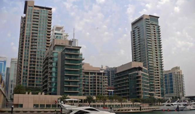 Emaar Al Majara Complex  Elevation