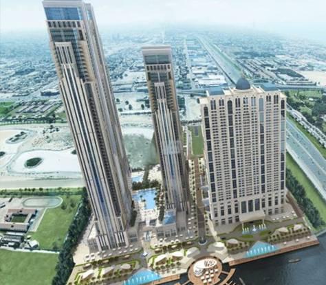 Al Habtoor City Elevation