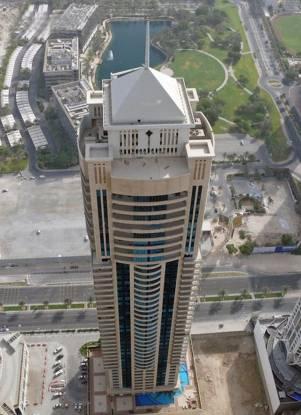 Deyaar Al Seef Tower Elevation