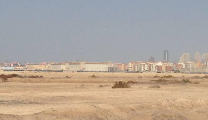 Deyaar Al Furjan Residential Land Elevation