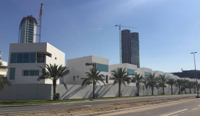 Abyaar Acacia Avenue Villas Elevation