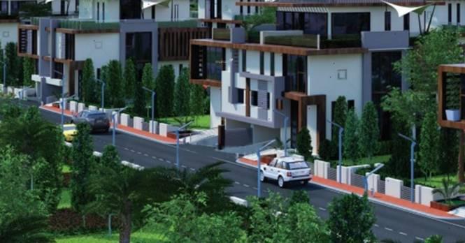 Ilyas Avenue 353 Villas Elevation