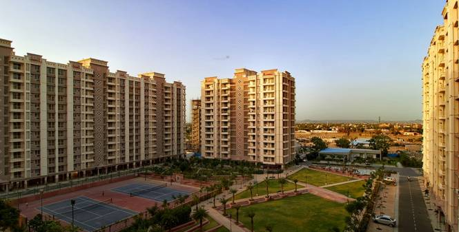 Ashiana Housing Vrinda Gardens Phase 3B Elevation
