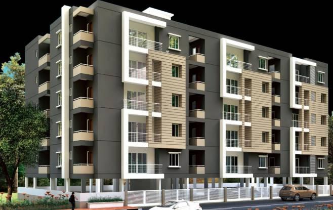 Accent Sri Nilaya Residency II Elevation
