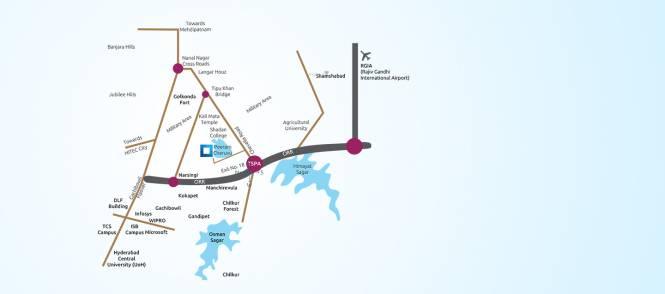 PBEL Opal Location Plan