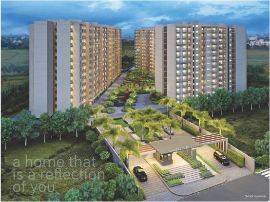 Goyal Orchid Piccadilly Elevation