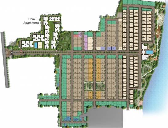 The Address The Lake View Address Apartments Layout Plan
