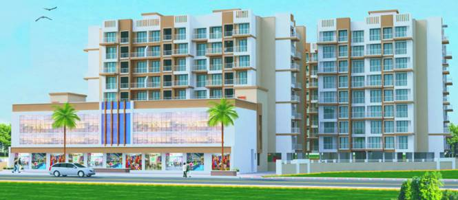 New Kaveri Shiv Shahi Complex Phase II Elevation