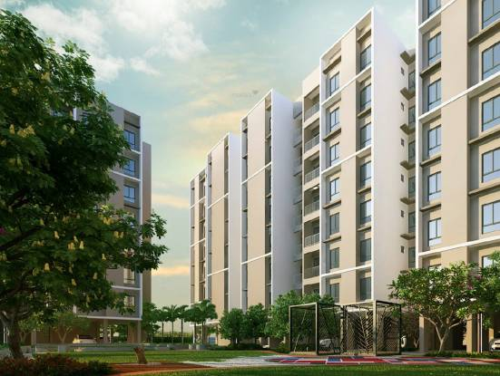 Vishnu Happy Homes V Elevation
