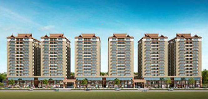 Anushthan Anushthan Apartment Elevation