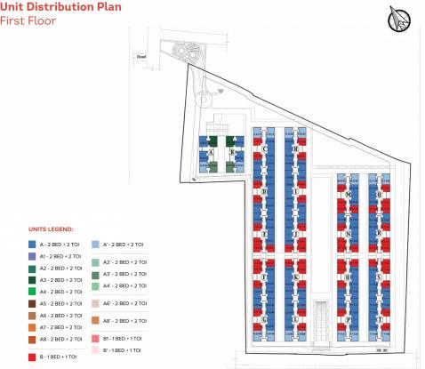 Brigade Bricklane Cluster Plan
