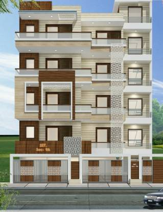 Ishwar Sai Homes Elevation
