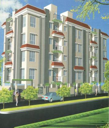 SPS Vsun Aavas Residency Elevation