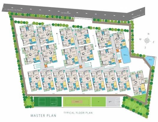 Sri Tirumala Tranquil Residency Master Plan