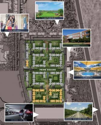 Lodha Codename Prime Square Layout Plan