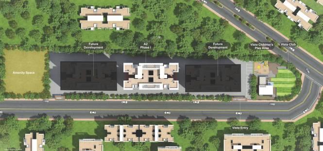 Choice Park Vista Phase 2 Layout Plan