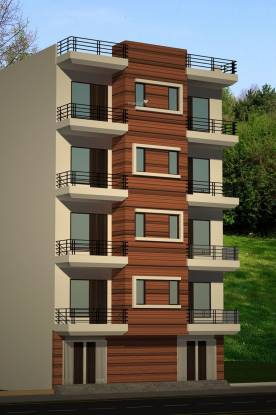 SSG Yash Residency 2 Elevation