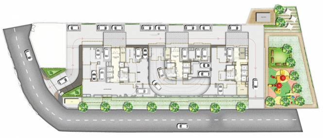 Runwal Elina Wing C Cluster Plan