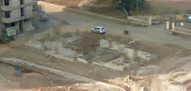 Raunak City Sector IV D9 Construction Status