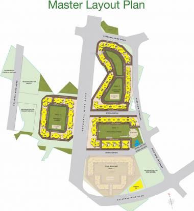 Raunak City Sector IV D9 Master Plan