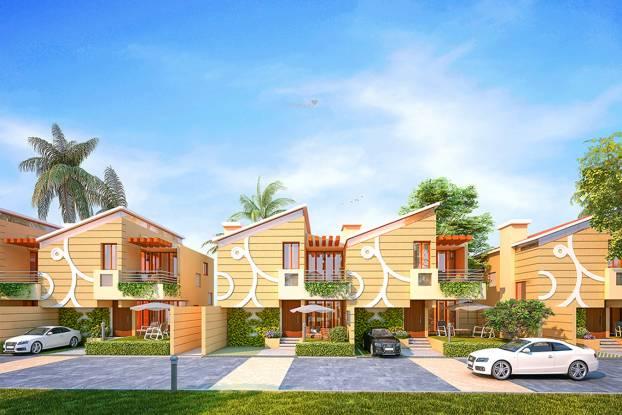 Gems City Villa Elevation