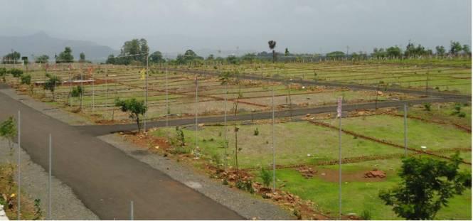 Homeland Mahalapuram A Block Elevation