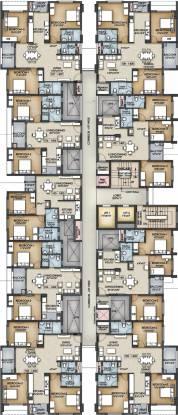 XS Catalunya City Flamenco Cluster Plan
