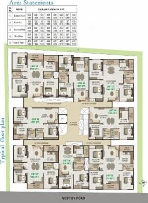 Shree Sai Palace Cluster Plan