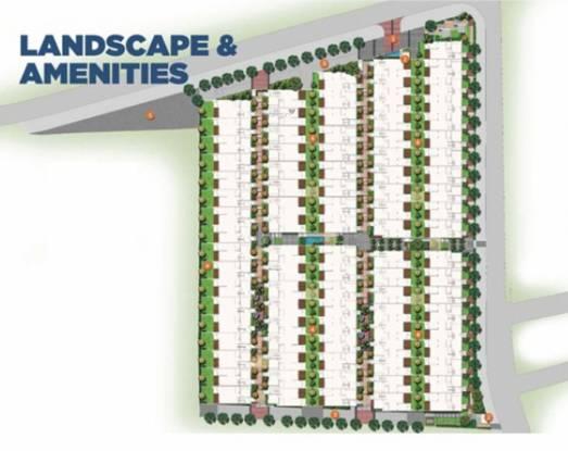 Mantri Courtyard P4 Layout Plan