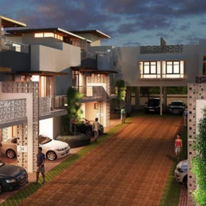 Mantri Courtyard P4 Elevation