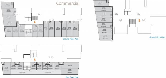 Shiv Himalaya Homes Cluster Plan