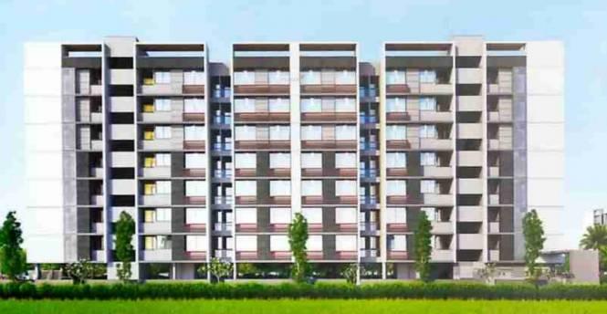 Shri Hari Sahitya Residency Elevation