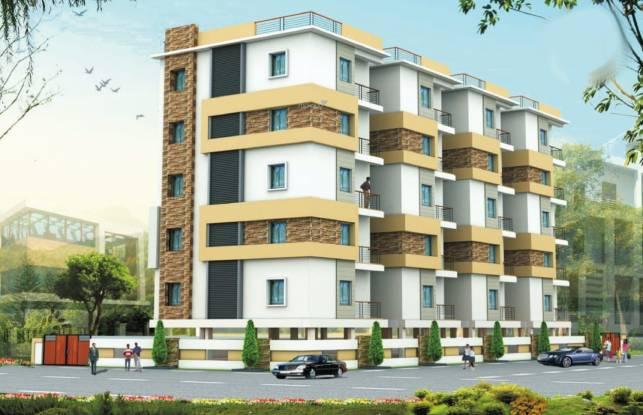 Nirmala Residency Elevation