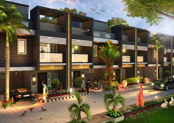 NB Parshwa Homes Elevation