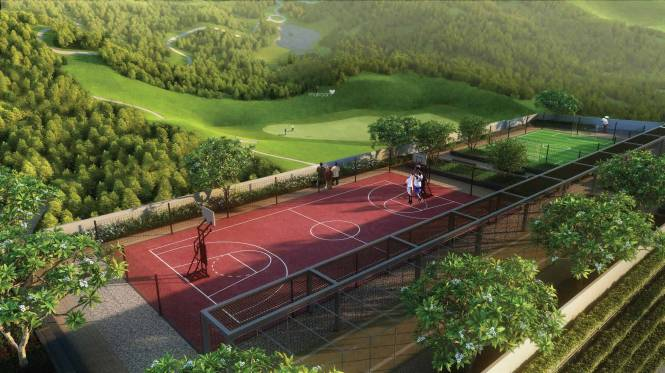 Godrej Golf Meadows Godrej City Amenities