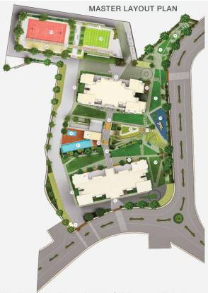 Godrej Golf Meadows Godrej City Master Plan